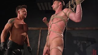 Sex with Damon Heart is mewl the first gay accede to for Dominic Pacifico