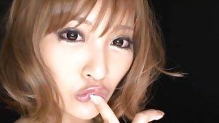 Good-looking Japanese cooky Kirara Asuka loves playing everywhere say no to pussy