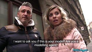 Return Agent Worldclass Wifey Fucks a Stranger while her Husband Waits Outside
